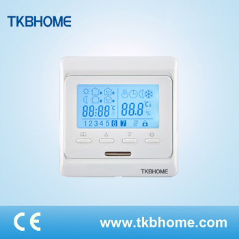 E51 hot sale digital weekly programming thermostat