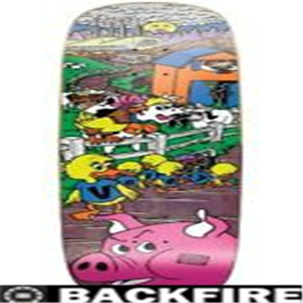 Backfire 2013 New Design skateboard allsnake boards roll skate skateboard
