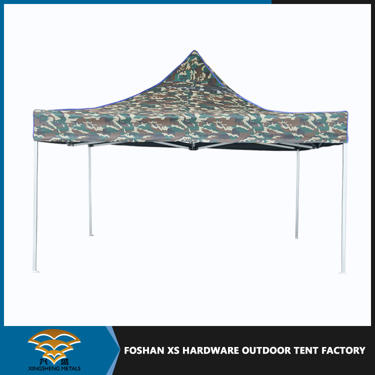 Outdoor Oxford Fabric Promotion Booth Folding Tent Canopy For Sale