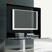 Newland modern hot bending glass luxury tv stand (TV-S21B)