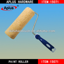 paint roller brush/decorative paint roller with iron handle