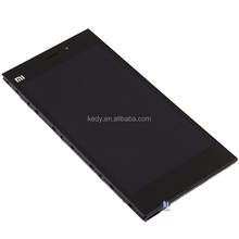 Wholesale lcd with digitizer assembly for Xiaomi mi3, for xiaomi3 lcd display Repair parts