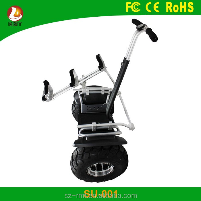 Off road chariot golf cart electric scooter self balancing scooter big hoverboard