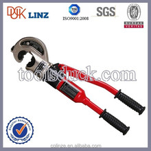 240mm2 hydraulic cable lug pex hand crimper cable crimping tool