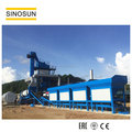 China 80ton per hour asphalt batching plant