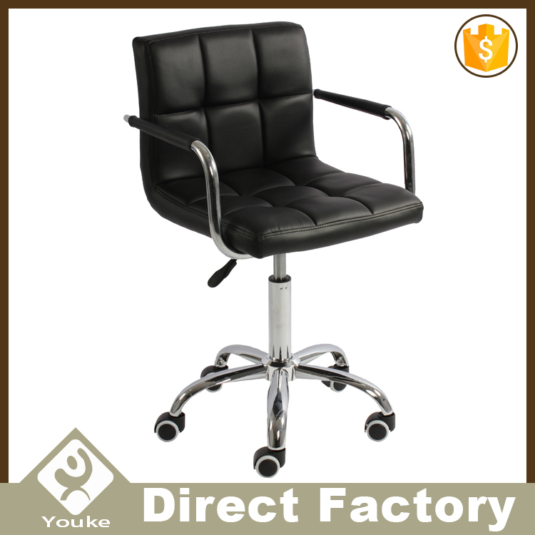 Beautiful style Modern designs leather office chair with armrest