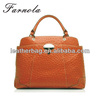New Fashion Ostrich Genuine Leather Women handbags latest model
