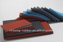 conductive silicone sponge/foam rubber sheet