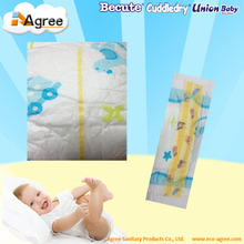 Disposable Super Absorbent Clothlike Backsheet baby diaper bag