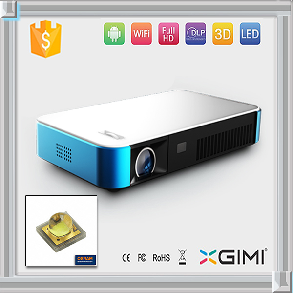 3d mini led 4k <strong>projector</strong> for smartphones with Mali450 chip,TI DMD