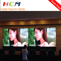 pixel pitch 3mm 4mm indoor led screen display/smd p3 p4 led video wall factory price