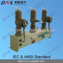 DNK High Voltage Outdoor vacuum type electrical circuit breaker