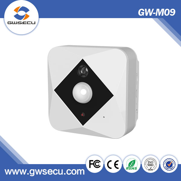 Mini camrea PIR alarm battery-powered Smart Home wifi IP Camera can work anywhere Support p2p phone control camera