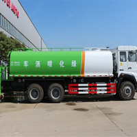 Steyr 18 Ton Water Truck For