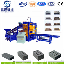 Concrete Fly Ash soil brick making machine in india