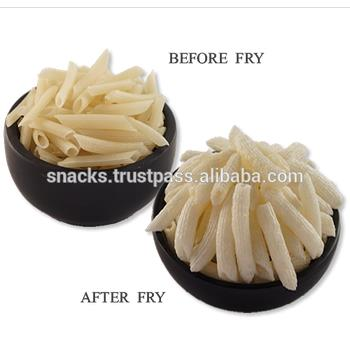 Good Quality Potato Based Snack Pellets