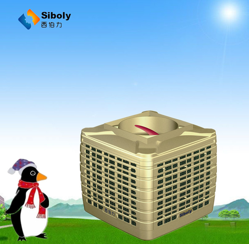 Used window air conditioner(desert air conditioner) --- air cooler water