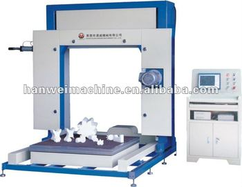 CNC foam cutting machine(wire)