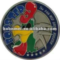 Animal badge coin