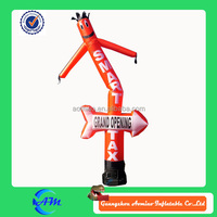 inflatable air dancer man tube inflatable sky dancer dancing man for advertising