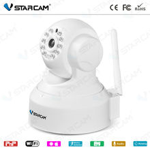 Smart Home Surveillance Motion-JPEG 32GB Micro SD Card Infrared Networking IP Camera