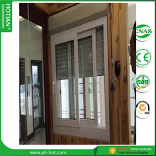 Cheap House Windows for Sale Electric Window Blinds Electric Controlled UPVC Sliding Window Film