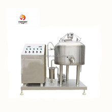 Small Goat Milk Pasteurizer Machine with the function of deodorization for Sale