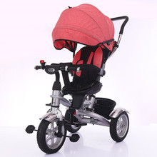 2017 Latest design baby carrier tricycle for big kids for sale