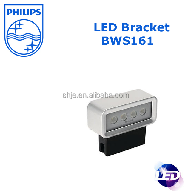 Philips Lighting Outdoor LED Bracket Light BWS161