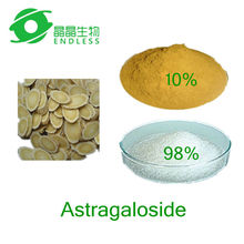Manufacturer Sell Astragaloside IV 10% for Diabetes Herb Medicine
