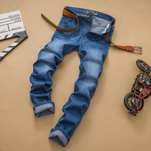 hot selling new fashion mens slim fit jeans pants wholesale plus size cheap jeans pants in bangalore