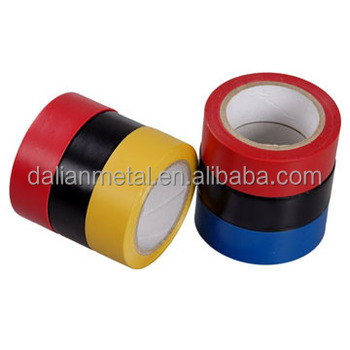 China Paper Bag Pack Electrical Insulation PVC Tape