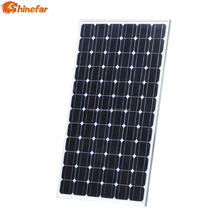 Factory Price Mono 210w 205w 200w 195w 190w smal solar cell panel for home solar panel kit