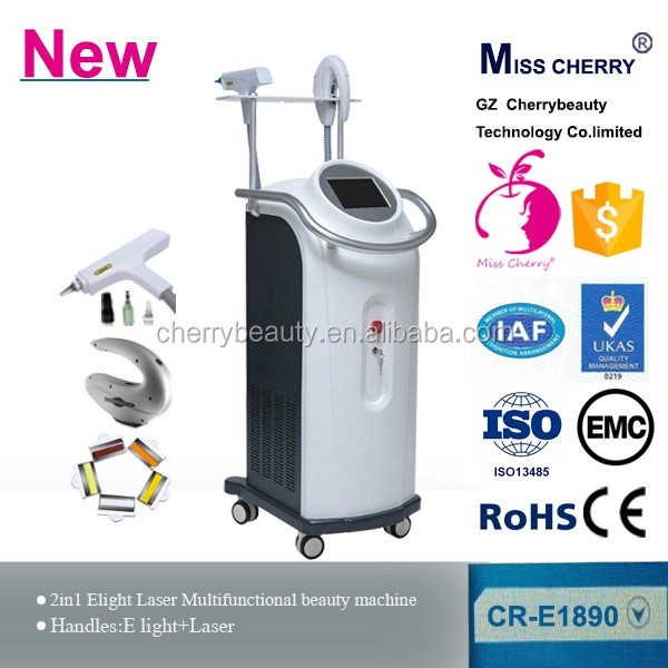elight laser hair removal multi functional beauty equipment