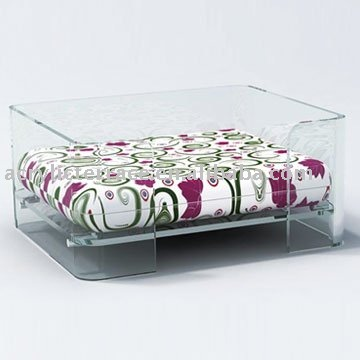 lucite acrylic pet dog bed - buy lucite acrylic pet dog bed