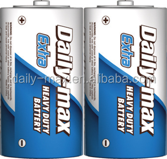 size c R14P heavy duty battery