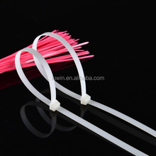 Customization Boxed Nontoxic and Polluti Self Locking Nylon Cable Ties Zip Ties