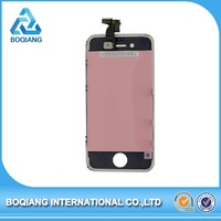 China supply for iphone 4s phone unlocked original lcd with display accept paypal