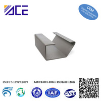 Precision Sheet Metal Bending Shell For Ventilation