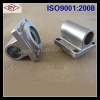 High quality mechanical parts precision lost wax stainless steel investment casting