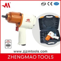 "ZM-3600K 1/2"" inch pneumatic tool kit for car workshop air conditioning tools for car repair tools"