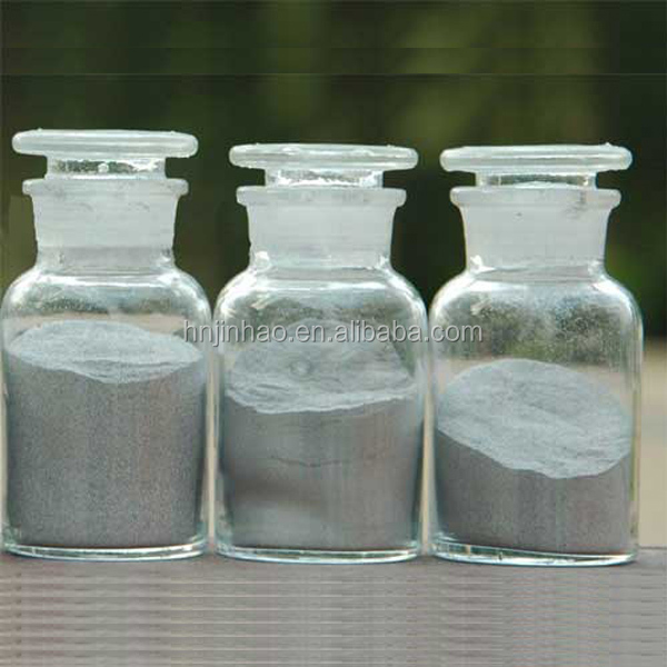 High pure aluminum powder for pigments for nail polish