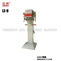 LZ-9 Vertical Type Shoe Box Number Printing Machine /Code Electric Stamping Machine With Low Price for shoes