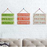 ZP Series Wooden Wall decor Decorative Wall Hanging Art and Craft for House Decor