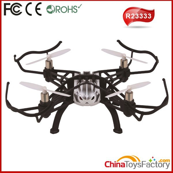 R23333 2.4G 4CH 6 Axis Gyro Climbing Wall RC Quadcopter Drone Unmanned Aerial Vehicle