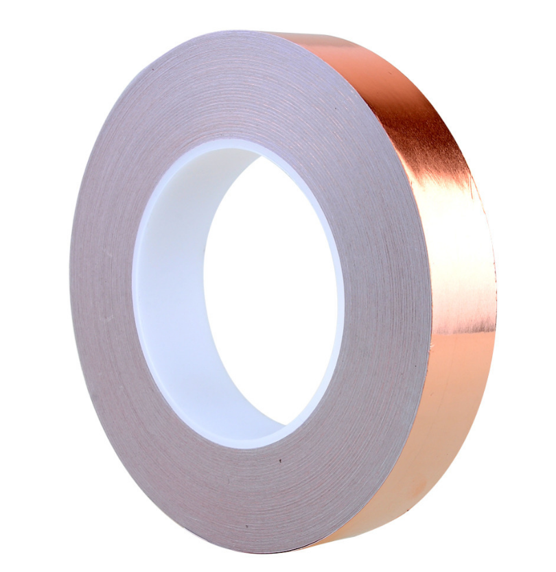 non-conductive and conductive adhesive copper foil tape
