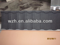 What kind of roof tile is most popular -stone coated metal roof tile