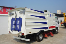 Promotion cleaning and sweeper truck DFAC 4x2 price of road sweeper truck