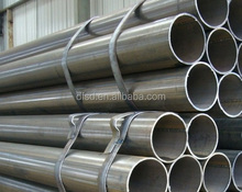 ASTM A53 black tata steel pipes