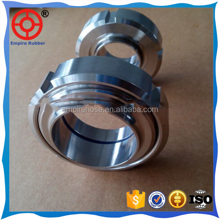 PK PKB series 8mm plastic one touch fitting 5 way male triple union High pressure NPT BSP thread SS rotor water rotary joints